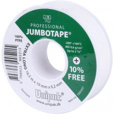Фум-Лента JUMBOTAPE 0,2х19 мм 50 гр