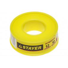 Фум-Лента STAYER 0,075х12 мм 10 гр