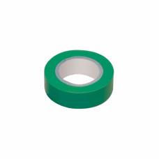 Изолента ПВХ HAUPA зеленая 15 мм x 10 м d=60 мм