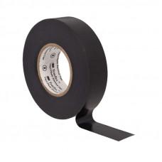 Изолента ПВХ 3M черная 19 мм x 20 м Temflex 1300