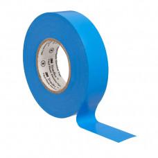 Изолента ПВХ 3M синяя 19 мм x 20 м Temflex 1300