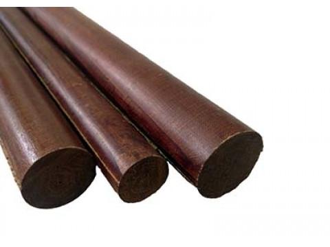 Текстолит стержень 13 мм L~ 550 мм ~0.1 кг ГОСТ 5385-74 в Екатеринбурге