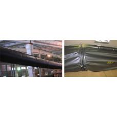 Трубы вентиляционные гибкие шахтные (ТВГШ)