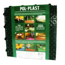 Универсальное модульное пластиковое покрытие Pol-Plast