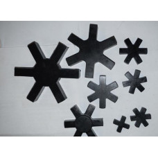 звёздочки для муфт упругих гост 14084-93